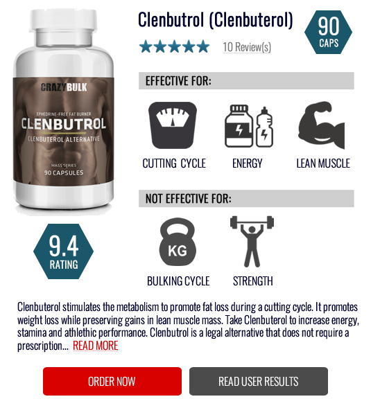 Clenbuterol Australia Reviews
