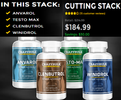 Clenbuterol Cutting Stack