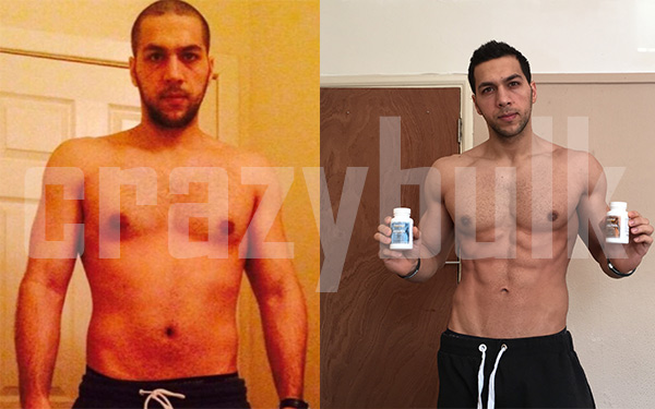 Clenbuterol before after effects